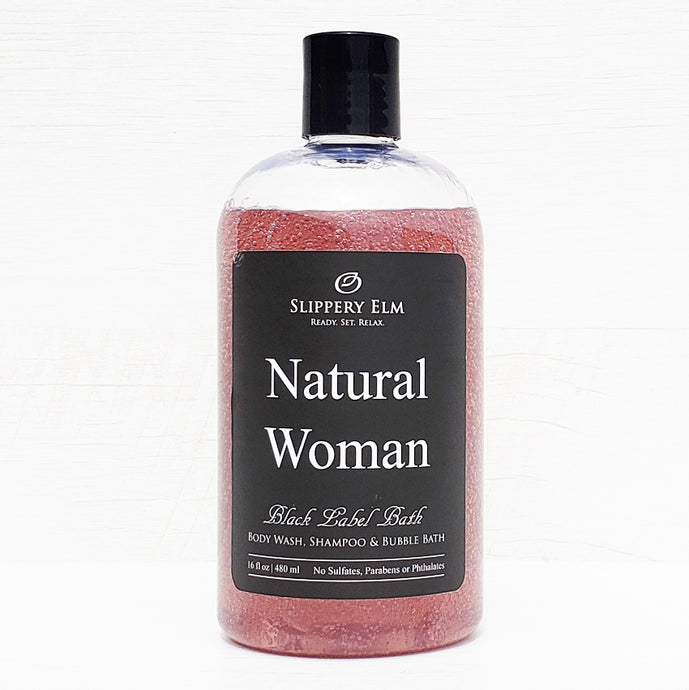 Natural Woman Shower Gel, Shampoo & Bubble Bath (16 fl. oz.)