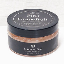Load image into Gallery viewer, Pink Grapefruit Exfoliating Body Scrub (8 oz.)