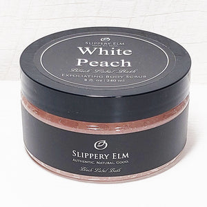 White Peach Exfoliating Body Scrub (8 fl. oz)