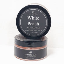 Load image into Gallery viewer, White Peach Exfoliating Body Scrub (8 fl. oz)