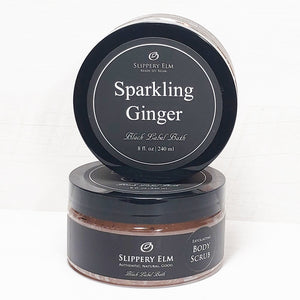 Sparkling Ginger Exfoliating Body Scrub (8 fl. oz)