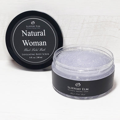 Natural Woman Exfoliating Body Scrub (8 oz.)