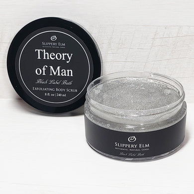 Theory of Man Exfoliating Body Scrub (8 oz.)