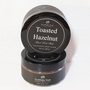 Toasted Hazelnut Exfoliating Body Scrub (8 oz.)