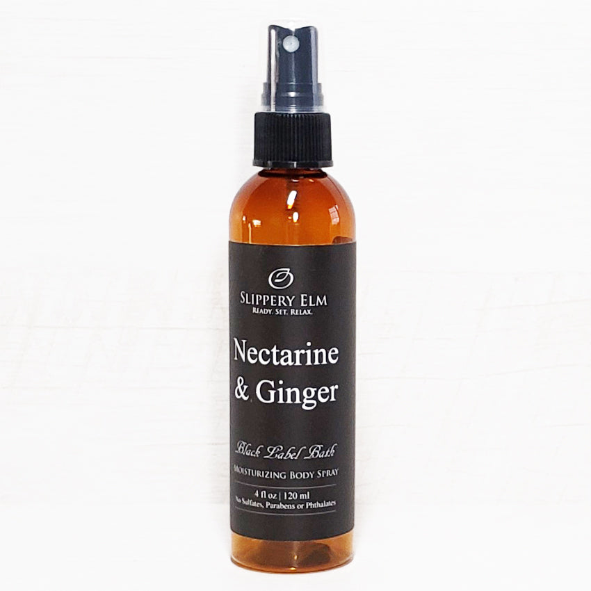 Nectarine & Ginger Moisturizing Body Spray (4 fl. oz.)