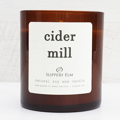 Cider Mill Scented Soy Candle (8.75 oz.)
