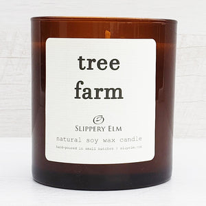 Tree Farm Scented Soy Candle (8.5 oz.)