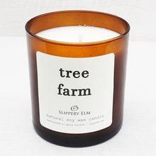 Load image into Gallery viewer, Tree Farm Scented Soy Candle (8.5 oz.)