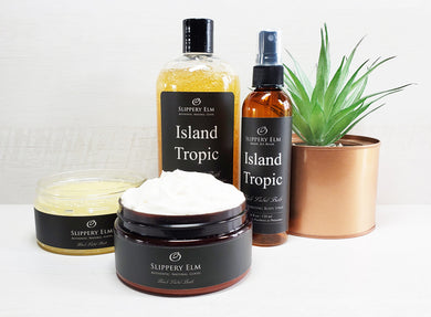 Island Tropic Full Bath Experience Gift Set