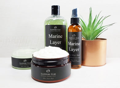 Marine Layer Full Bath Experience Gift Set