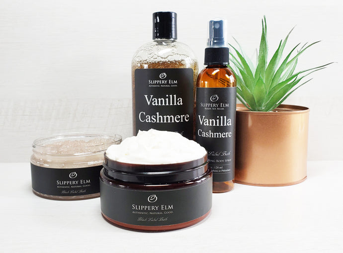 Vanilla Full Bath Experience Gift Set