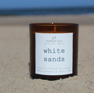 White Sands Soy Candle (8.5 oz.)