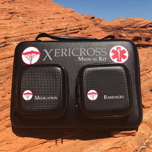 - Xericross Medical and Emergency Comprehensive Kit (Universal Clamp)