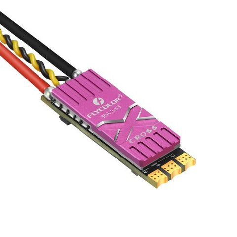1  X ESC X-CROSS 36A 3-5S B-HELI32 narrow esc
