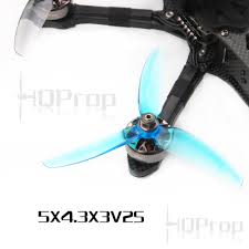 HQ Freestyle Prop 5X4.3X3V2S (2CW+2CCW)-