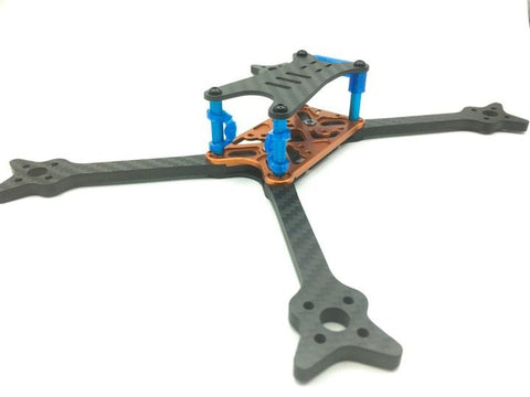 "HYPERLITE FLOSS 3.0 RACE FRAME ""5 INCH"