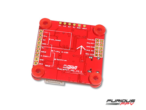 FuriousFPV - RACEPIT HD Flight Controller for DJI HD