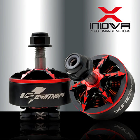 "X-NOVA LIGHTNING 2208-1450KV FOR LONG RANGE 6"" O 7"""