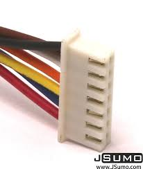 6S LiPo Battery Connector Plug Balance Cable - 6s