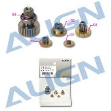 HSP52501T DS525 SERVO GEAR SET