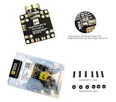 Matek System FCHUB-A with 120A 200A Current Sensor Module for F4