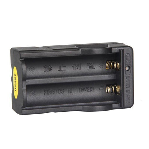 18650 Smart Charger For 18650 3.7v Rechargeable Li-ion Battery