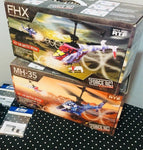 Horizon Hobby RC Force MH35 FHX + Accessories Combo Bundle 2X Coaxial Helicopter