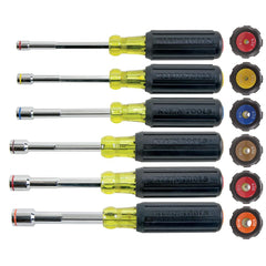 Klein Tools 6-Piece Heavy-Duty Nut Driver Set