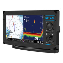 SI-TEX NavPro 900F w-Wifi & Built-In CHIRP - Includes Internal GPS Receiver-Antenna
