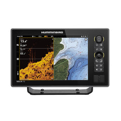 Humminbird SOLIX™ 10 CHIRP MEGA DI Fishfinder-GPS G2 - Display Only