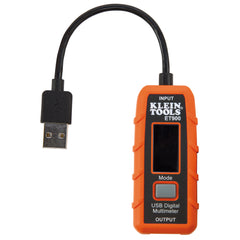Klein Tools USB Digital Meter - USB-A (Type A)