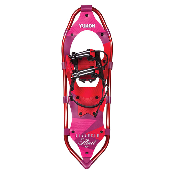 "YUKON Women's Advanced Float Series 8"" x 25"" Pink-Red - 200lbs Weight Capacity"