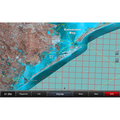 Garmin Standard Mapping® - Texas East Professional microSD™-SD™ Card