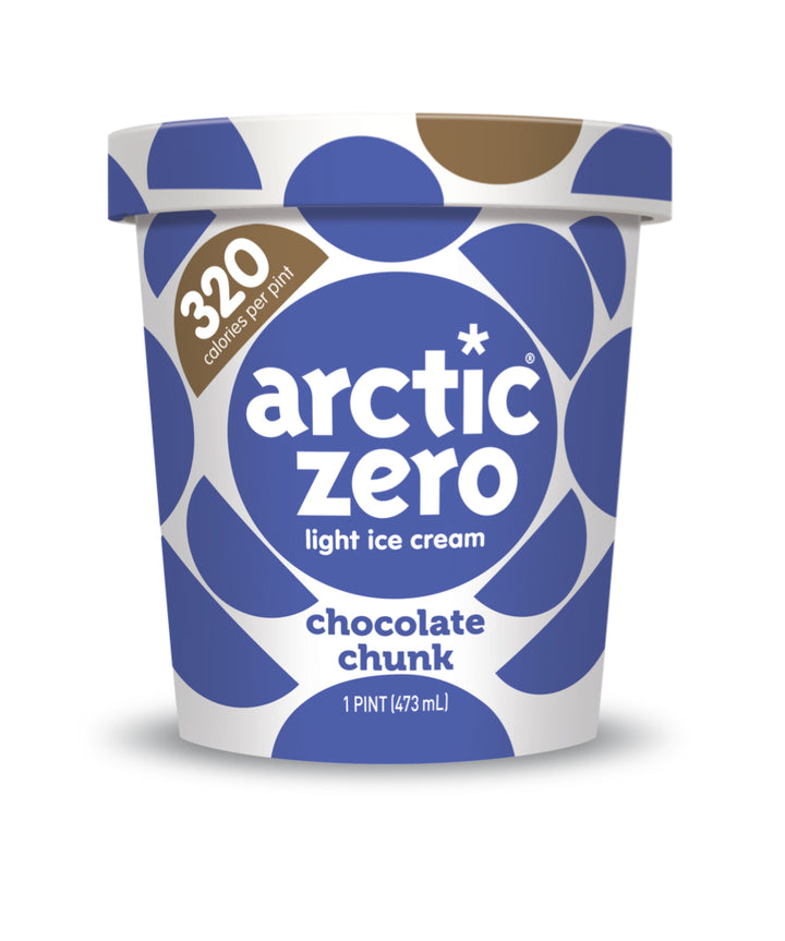 Arctic Zero Light Ice Cream - Chocolate Chunk