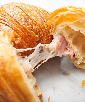 Clément - Ham & Cheese Croissant (Pack of 6)