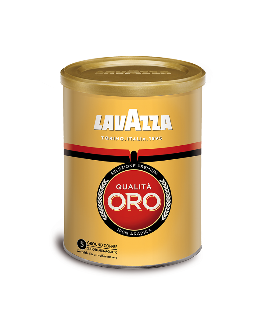 Lavazza Ground Qualità Oro - 250g