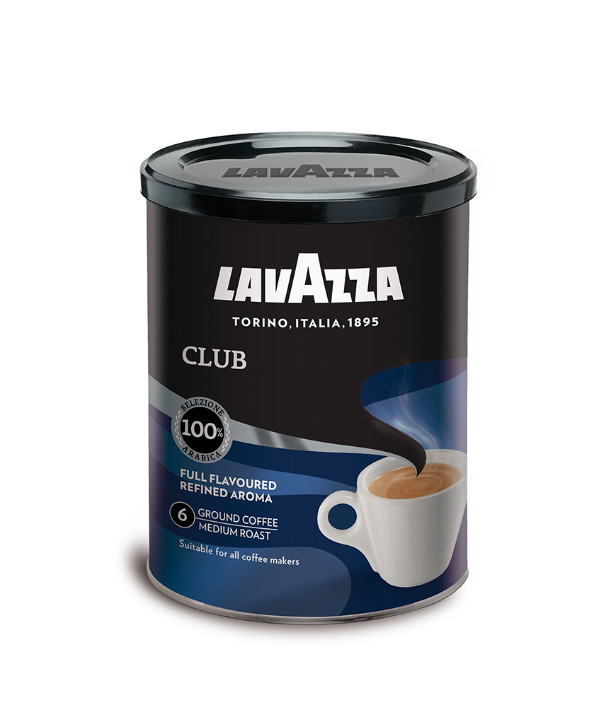 Lavazza Ground Club - 250g
