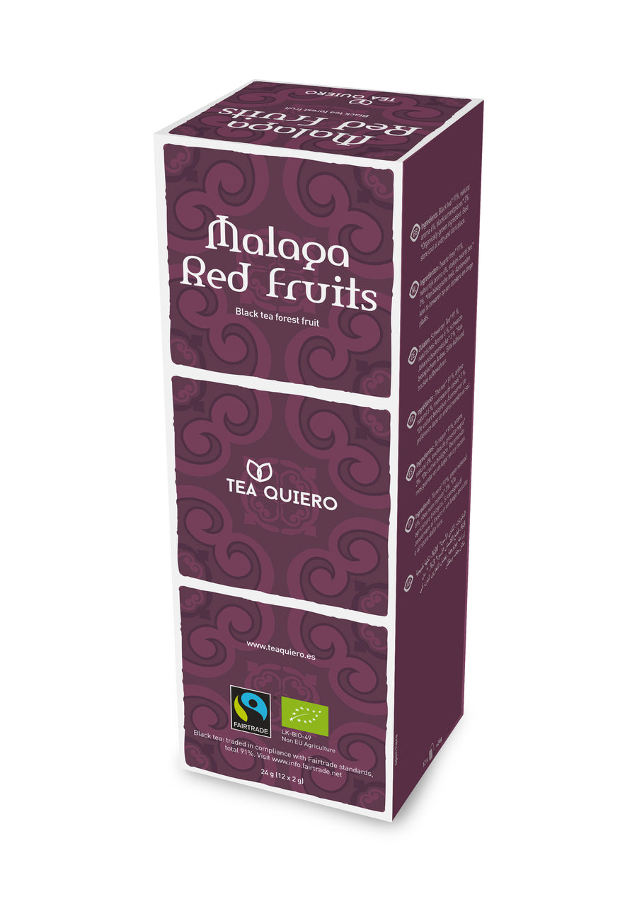 Tea Quiero Organic - Malaga Red Fruits