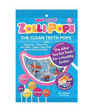 Zollipops The Clean Teeth Pops - Assorted Flavors