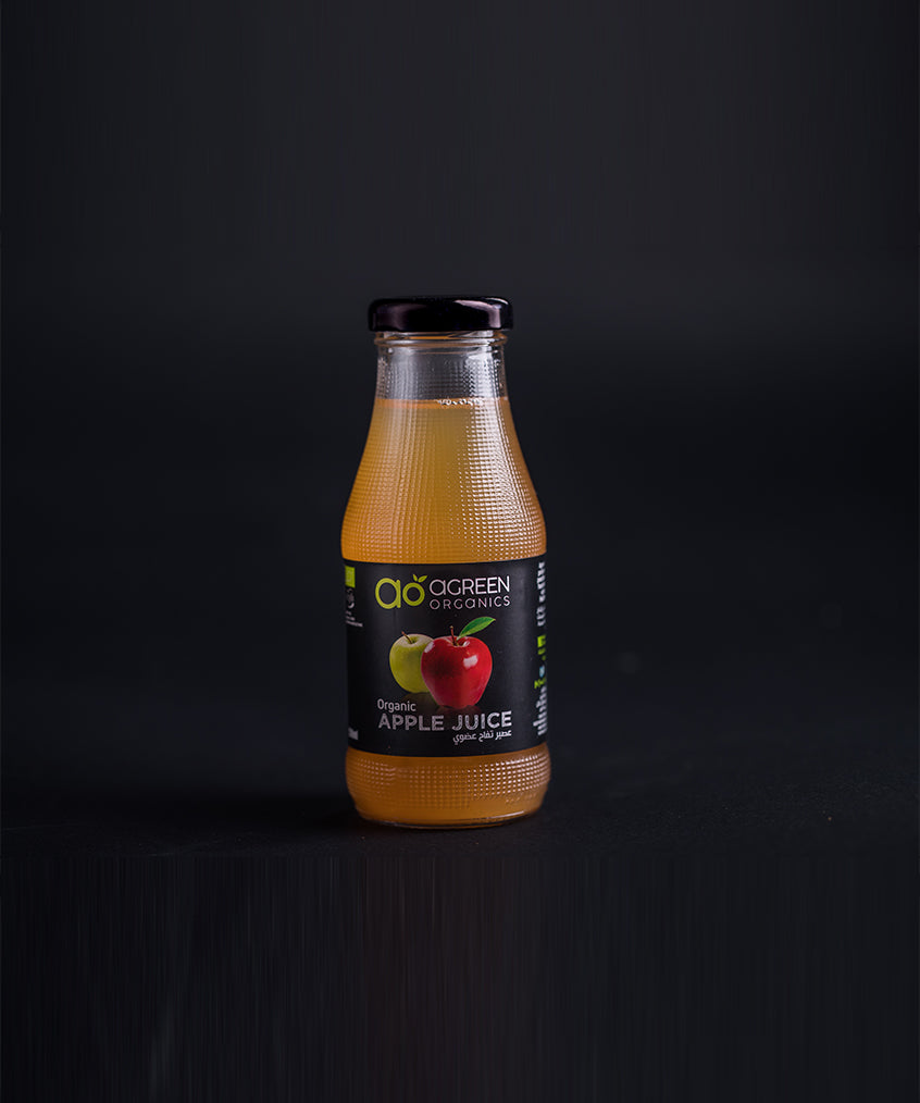 Agreen Organic Pure Apple Juice - 250ML