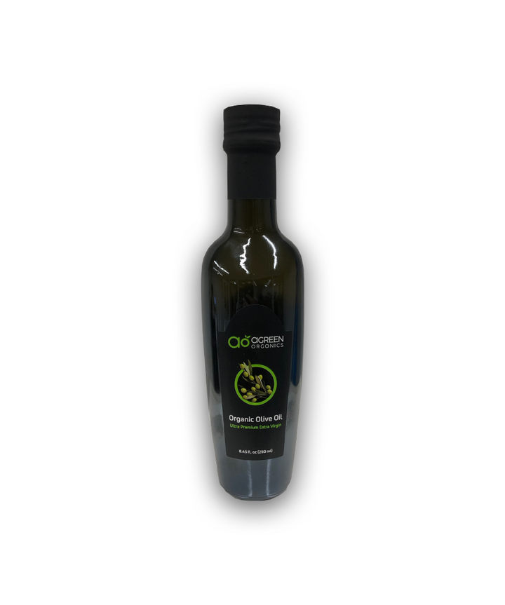 Agreen Organic Ultra Premium Extra Virgin Olive Oil - 250ml