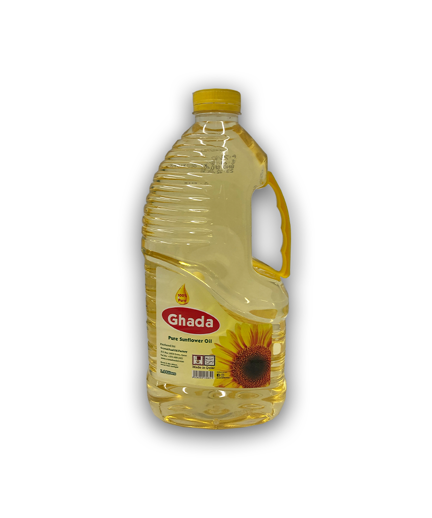 Ghada - Sunflower Oil