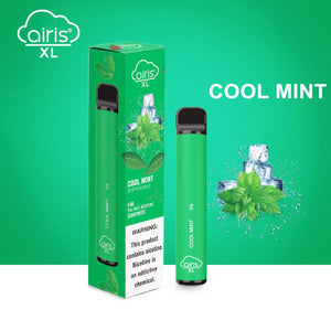 Airis XL Device Descartável Cool Mint I 1200 puffs