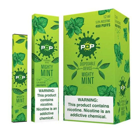 POP Device Descartável Mighty Mint