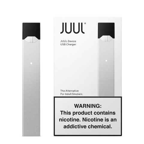 Juul Device Silver