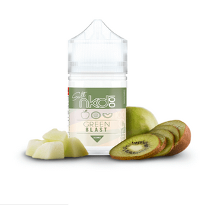 Naked Salt Nicotine Green Blast