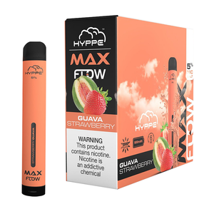 Hyppe Max FLOW Device Descartável Guava Strawberry | 2000 puffs