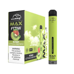 Hyppe Max FLOW Device Descartável Kiwi Strawberry | 2000 puffs