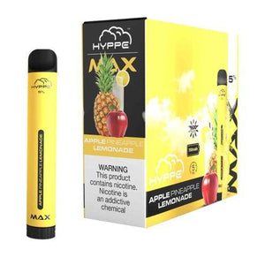 Hyppe Max Device Descartável Apple Pineapple Lemonade | 1500 puffs