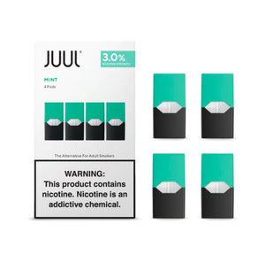 Juul Pods Cool Mint 3%